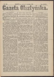 Gazeta Olsztyńska, 1913, nr 108