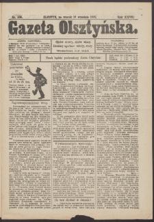 Gazeta Olsztyńska, 1913, nr 109