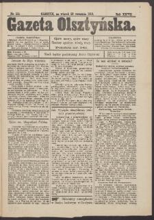 Gazeta Olsztyńska, 1913, nr 112