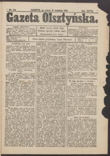 Gazeta Olsztyńska, 1913, nr 114
