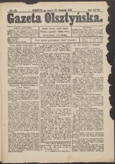 Gazeta Olsztyńska, 1913, nr 115