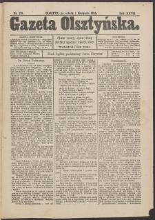 Gazeta Olsztyńska, 1913, nr 129