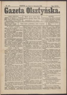 Gazeta Olsztyńska, 1913, nr 130