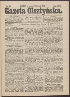Gazeta Olsztyńska, 1913, nr 134