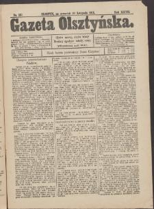 Gazeta Olsztyńska, 1913, nr 137