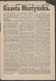 Gazeta Olsztyńska, 1913, nr 142