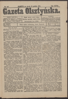 Gazeta Olsztyńska, 1913, nr 148