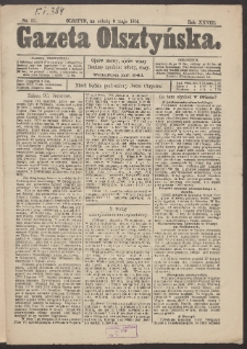 Gazeta Olsztyńska. 1914, nr 55