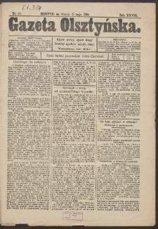 Gazeta Olsztyńska. 1914, nr 56