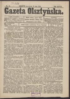 Gazeta Olsztyńska. 1914, nr 58