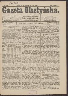 Gazeta Olsztyńska. 1914, nr 59