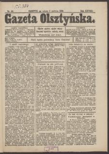 Gazeta Olsztyńska. 1914, nr 66