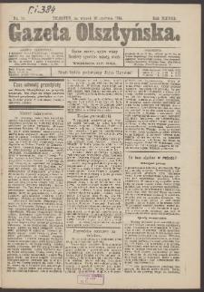 Gazeta Olsztyńska. 1914, nr 70