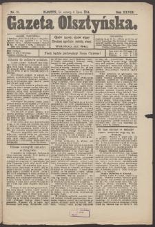 Gazeta Olsztyńska. 1914, nr 78