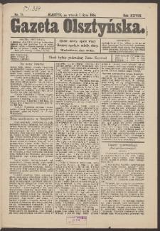 Gazeta Olsztyńska. 1914, nr 79