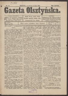 Gazeta Olsztyńska. 1914, nr 81