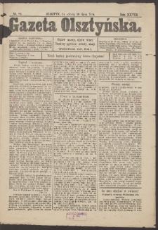 Gazeta Olsztyńska. 1914, nr 84