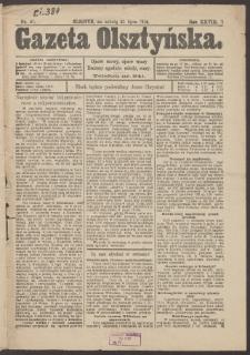 Gazeta Olsztyńska. 1914, nr 87
