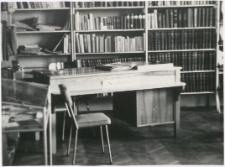 [Punkt informacji bibliotecznej w Powiatowej i Miejskiej Bibliotece Publicznej w Mrągowie]