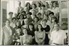 [Nauczyciele I Liceum Ogólnokształcącego w Mrągowie 1991. 1]