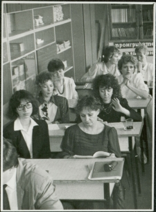 [Nauczyciele I Liceum Ogólnokształcącego w Mrągowie 1991. 2]