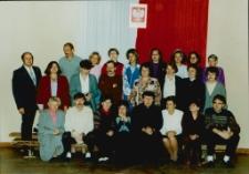 [Nauczyciele I Liceum Ogólnokształcącego w Mrągowie 1992. 1]