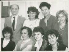 [Nauczyciele I Liceum Ogólnokształcącego w Mrągowie 1987. 1]