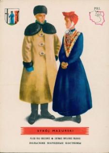 Strój mazurski