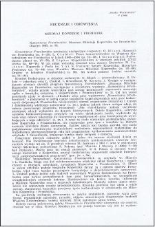 Mikołaj Kopernik i Frombork [recenzja]