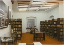 [Wypożyczalnia dla dorosłych Miejsko-Gminnej Biblioteki Publicznej w Nidzicy. 1]