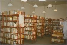 [Wypożyczalnia Miejskiej Biblioteki Publicznej w Olsztynie przy ul. Limanowskiego – filia nr 3]
