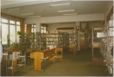 [Wypożyczalnia Miejskiej Biblioteki Publicznej w Olsztynie przy ul. Kołobrzeskiej – filia nr 7]