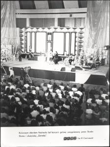 [Koncert galowy z okazji zakończenia III Festiwalu Polskiej Twórczości Telewizyjnej - Olsztyn 1979]