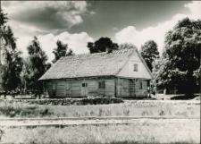 Chata mazurska w Mrągowie. [1]