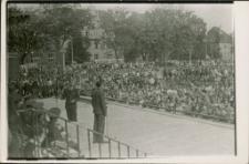 [Uroczystość na Placu Zwycięstwa w Mrągowie. 4]