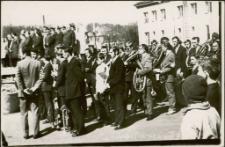 [Uroczystość na Placu Zwycięstwa w Mrągowie. 9]