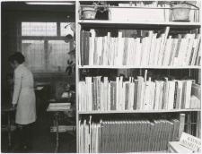 [Wypożyczalnia Gminnej Biblioteki Publiczno-Szkolnej w Świątkach. 1]