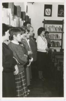 [Otwarcie nowego lokalu Miejsko-Gminnej Biblioteki Publicznej w Reszlu przy ul. Kolejowej. 1]