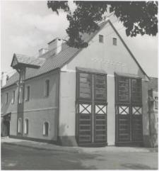 [Budynek Miejsko-Gminnej Biblioteki Publicznej w Reszlu. 1]