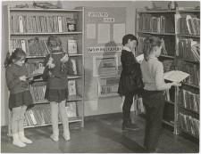 [Oddział dla dzieci Miejskiej Biblioteki Publicznej w Reszlu]