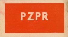 Mandat na Powiatową Konferencję Przedzjazdową PZPR 1971