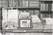 [Katalogi w oddziale dla dzieci Wojewódzkiej i Miejskiej Biblioteki Publicznej w Olsztynie przy ul. Limanowskiego – filia nr 3]