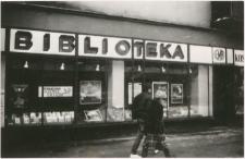 [Witryna Wojewódzkiej i Miejskiej Biblioteki Publicznej w Olsztynie przy ul. Limanowskiego – filia nr 3]