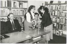 [Otylia Grothowa podczas sesji poświęconej 60-leciu Związku Polaków w Niemczech. 1]