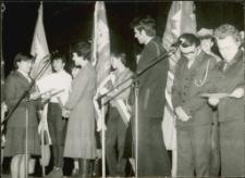 VIII Zjazd ZHP w Mrągowie 1985. [3]
