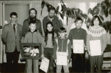Finał konkursu plastycznego w Sorkwitach