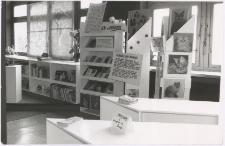 [Wystawka w Wojewódzkiej Bibliotece Publicznej w Olsztynie przy ul. Żołnierskiej – filia nr 17]