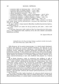 Andrzej Bokiej, Cywilizacja łacińska : studium na podstawie dorobku historiozoficznego Feliksa Konecznego : [recenzja]