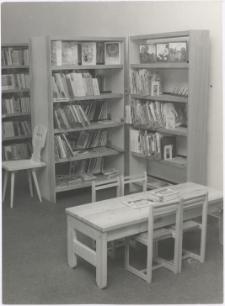 [Oddział dla dzieci Wojewódzkiej Biblioteki Publicznej w Olsztynie przy ul. Barcza – filia nr 18]