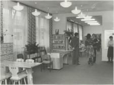 [Otwarcie Wojewódzkiej Biblioteki Publicznej w Olsztynie przy ul. Barcza – filia nr 18]
